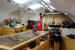 Verkaufsraum Schirmmanufaktur Kirchtag Salzburg