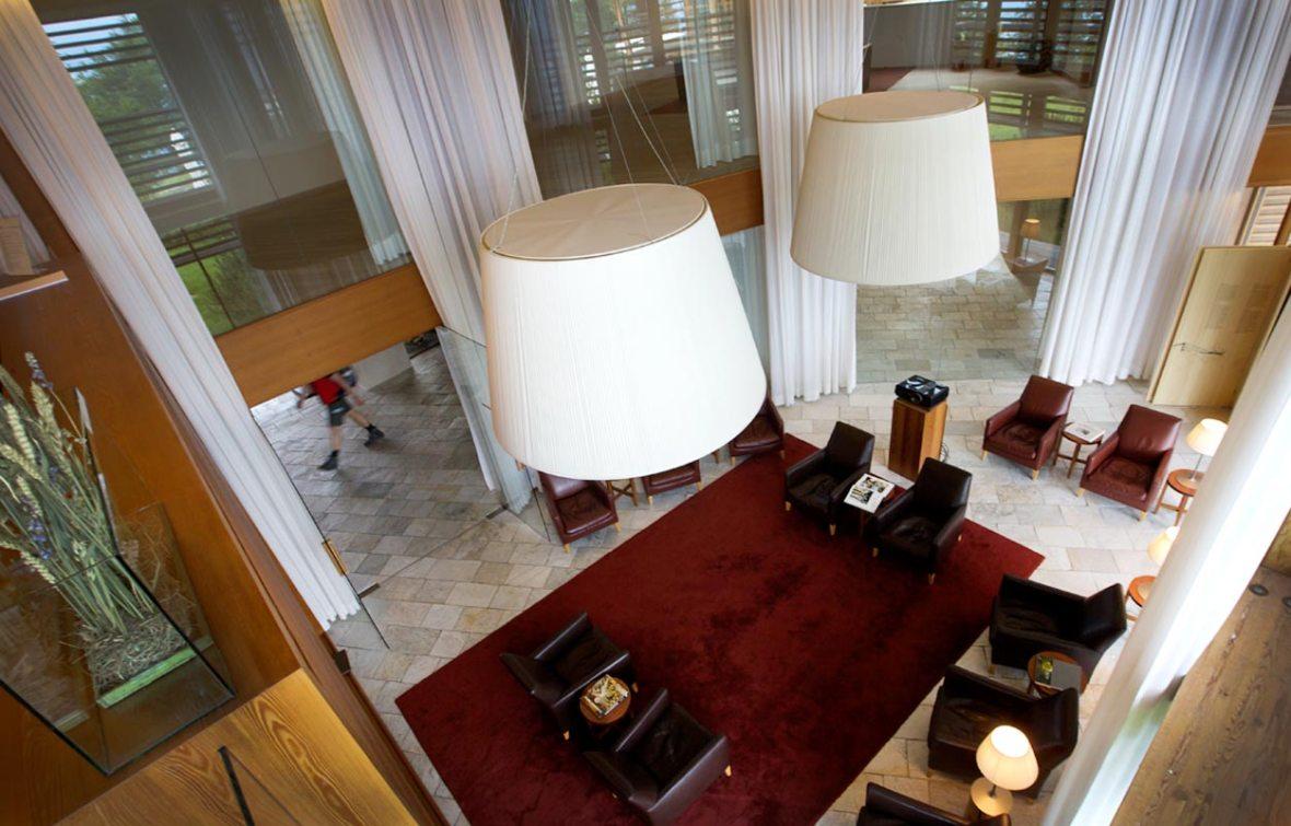 Lounge – Vigilius Mountain Resort