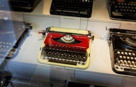 Schreibmaschine Optima