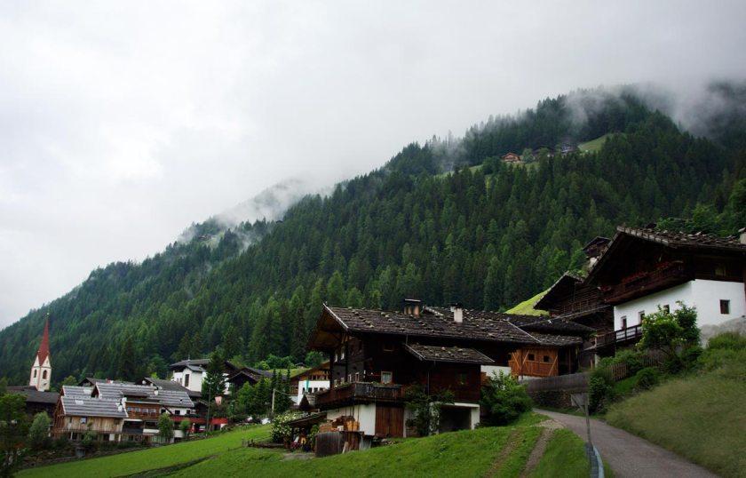 Bergbauernhöfe Ultental