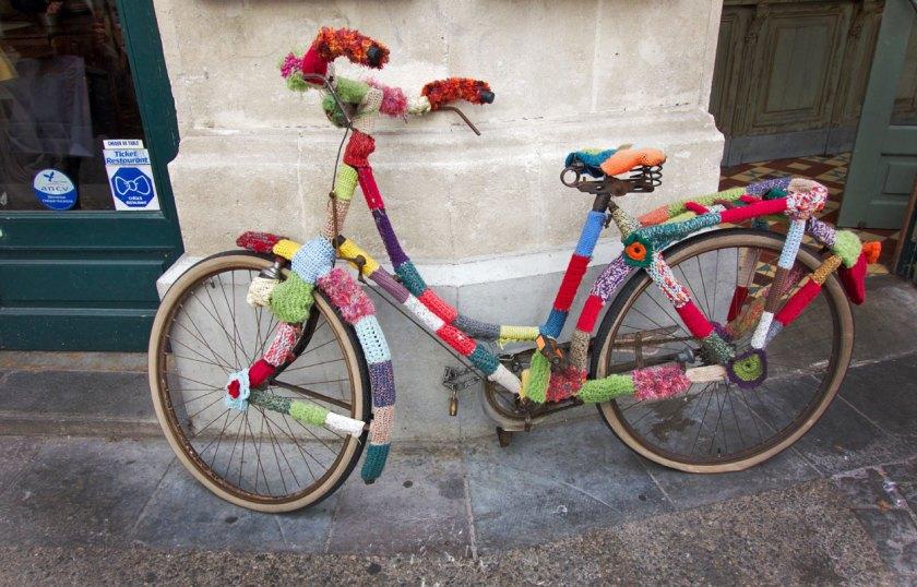 Fahrrad Avignon