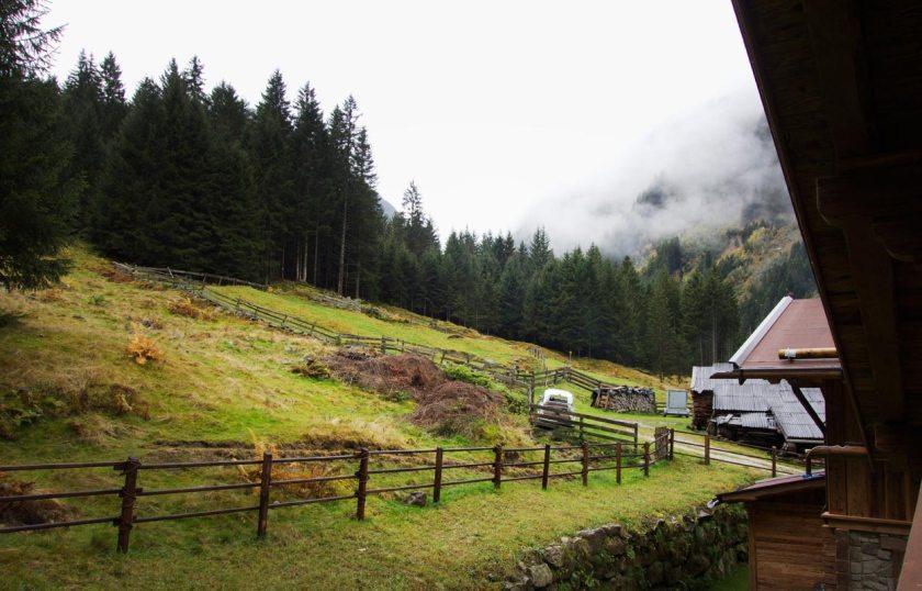 Stubaital Wanderung Falbesoner Nockalm