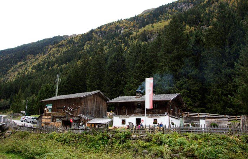 Tschangelair Alm - Stubaital - Tirol