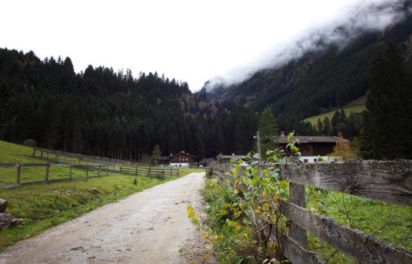 Wanderweg von Falbeson zurück nach Ranalt | Stubaital | Tirol