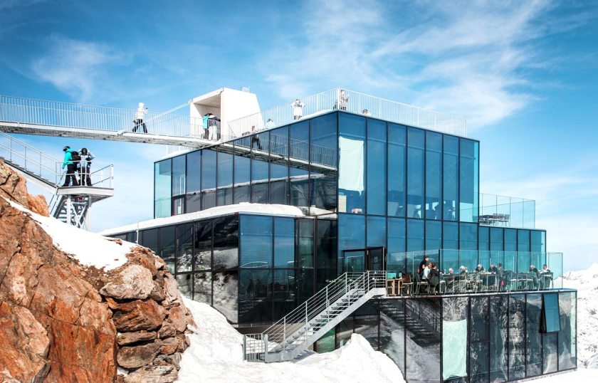 Restaurant IceQ Sölden