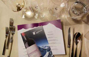 Dine Wine 2016 Stubaier Gletscher - Restaurant Schaufelspitz