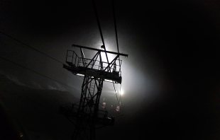 Eisgratbahn Stubaier Gletscher Tirol