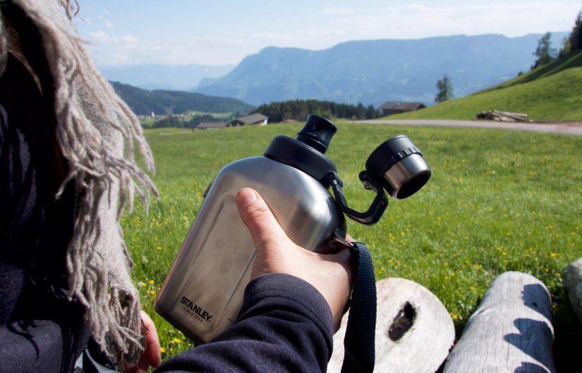 Stanley Wasserflasche von Wohlgeraten.de