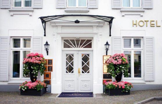 Hotel Louis C. Jacob Hamburg