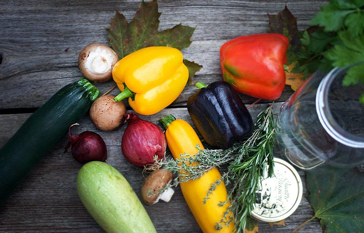 Rezept - Eingelegtes Gemüse
