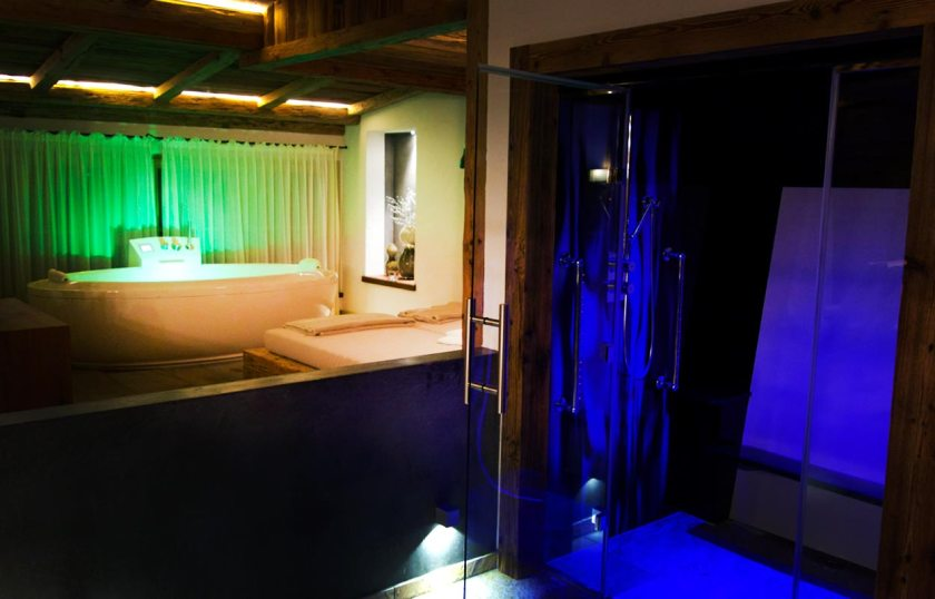 Private Spa Jagdhof Neustift