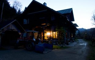 Bauernhof Altaussee