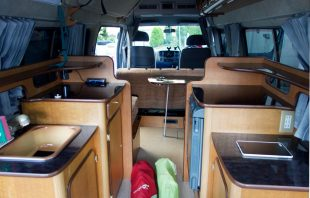 Big Campervan Japancampers