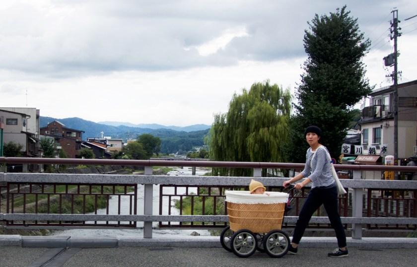 Kinderwagen Takayama