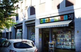 Mardigras - Buchladen Bozen