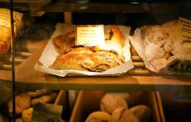Bäckerei Bozen Nussstrudel