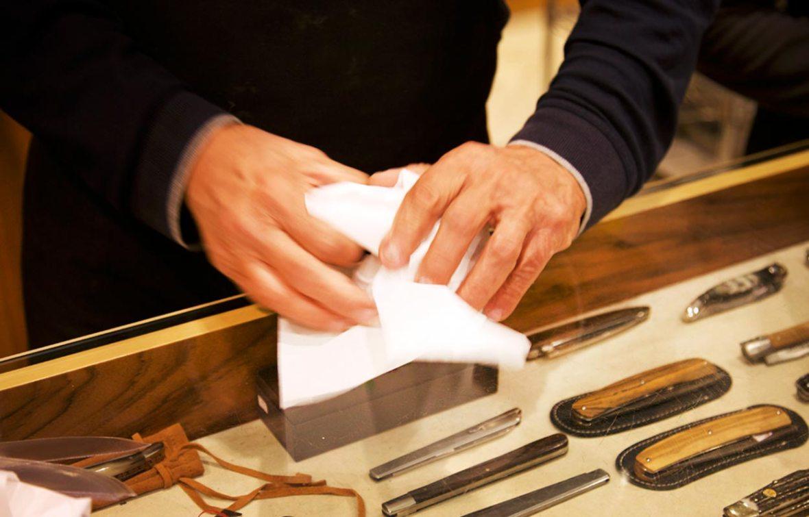 Messergeschäft Lorenzi Bozen