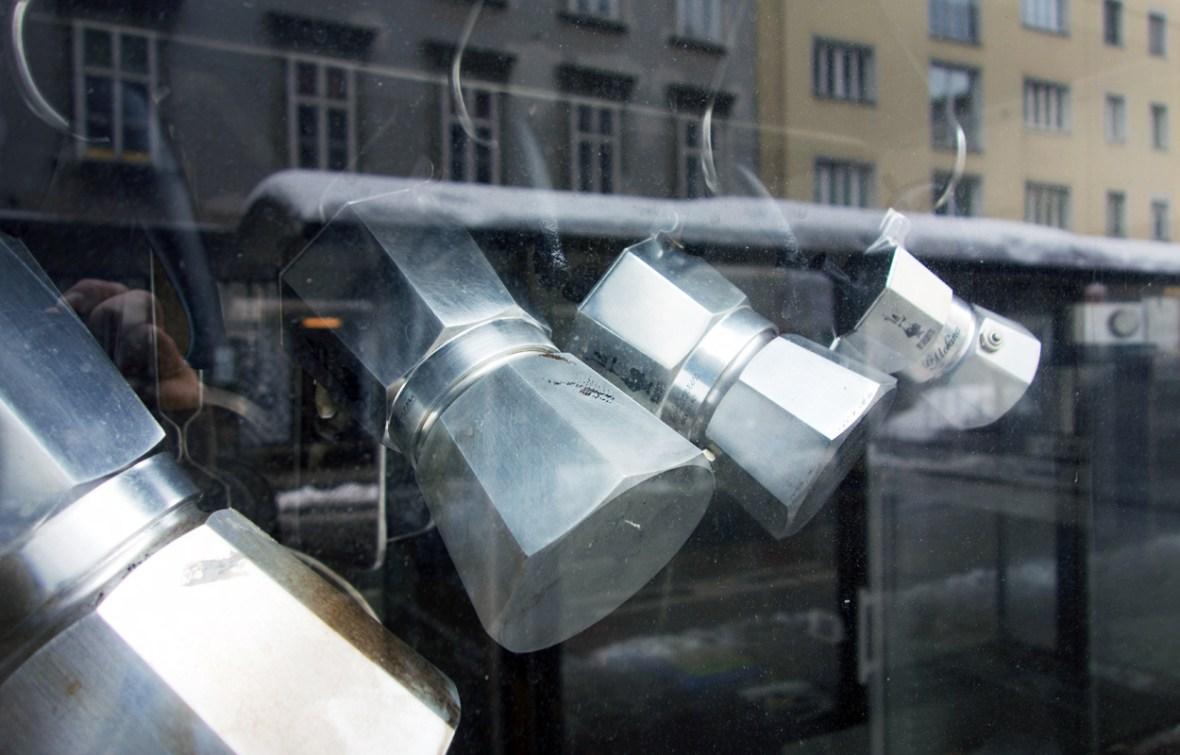 Bialetti - Schaufenster Wien