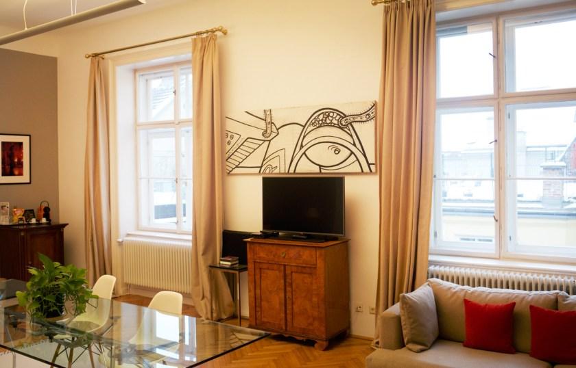 Hotel Altstadt Vienna –Bösendorfer Suite