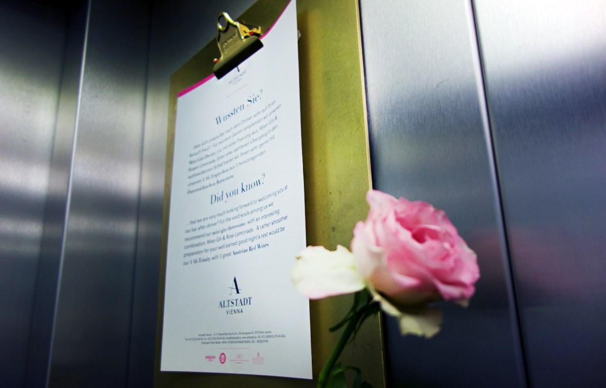Hotel Altstadt Vienna - Lift