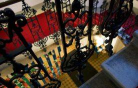 Altstadt Vienna - Blick ins Treppenhaus
