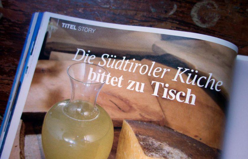 Alpenmagazin Titelstory