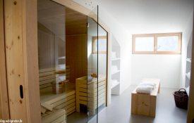 Sauna - Gasthaus zum Riesen Tarsch