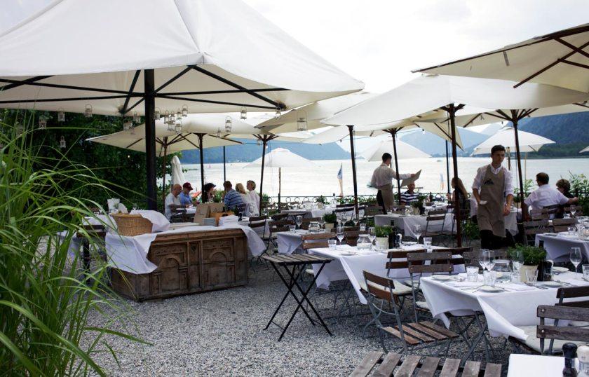 Seeterrasse- Stiftsschmiede Ossiacher See