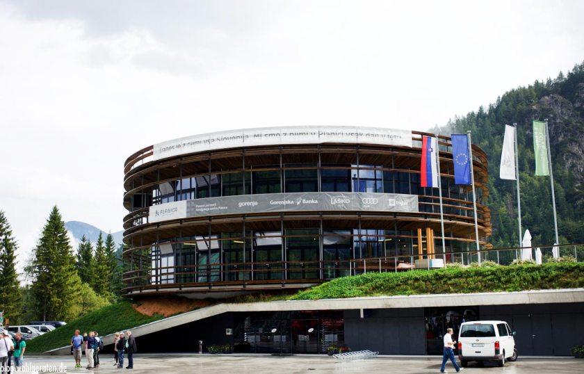 Slowenien: Nordic Ski Centre Planica