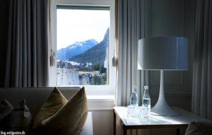 Grandhotel Kronenhof Pontresina – Turmsuite