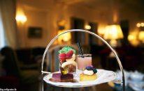 Teatime Grandhotel Kronenhof Pontresina