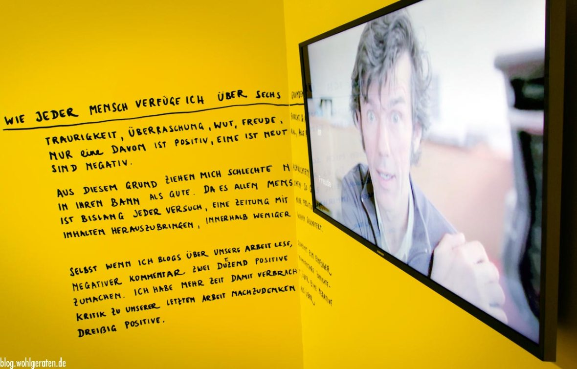 The Happy Show – Stefan Sagmeister