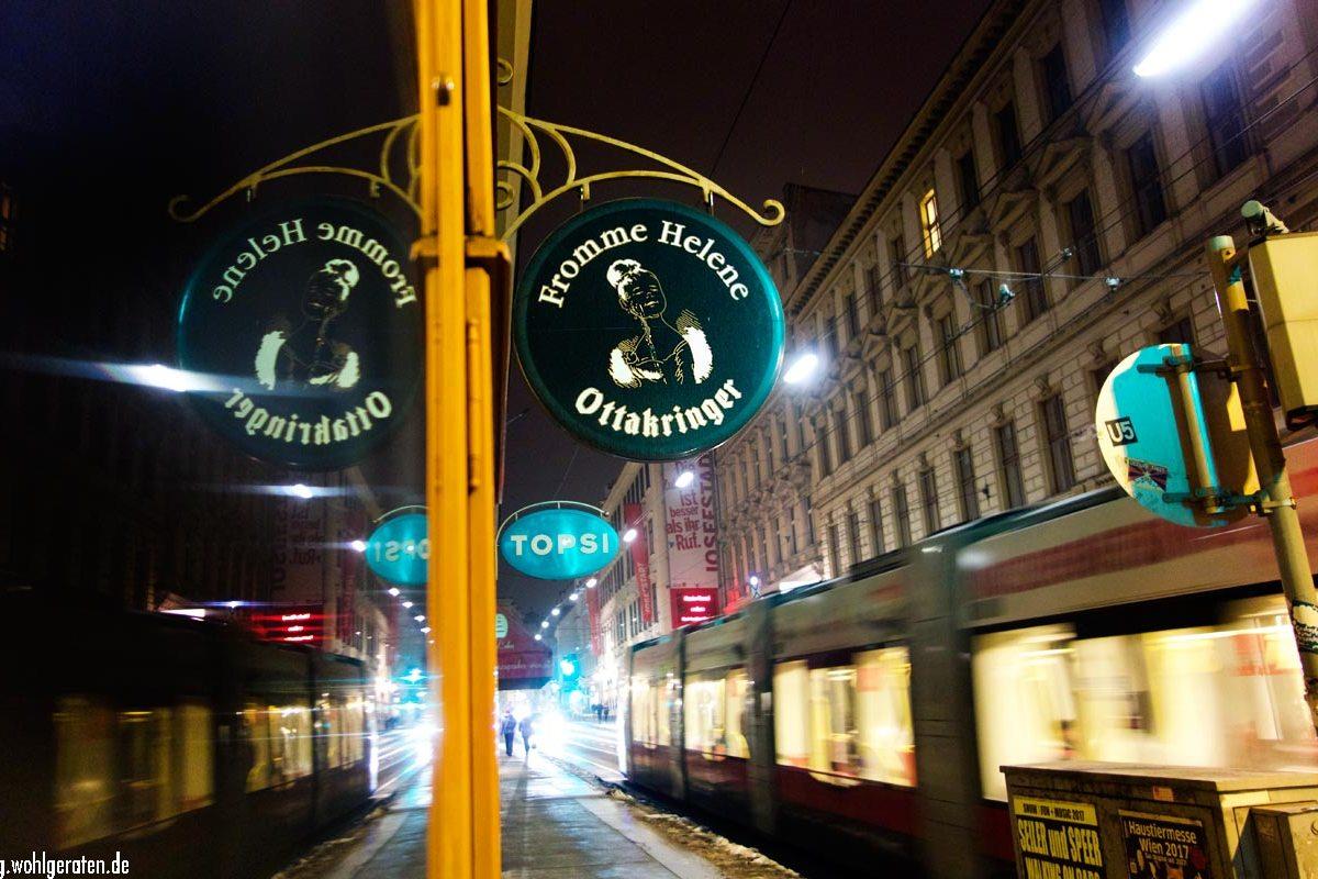 Restaurant Fromme Helene Wien