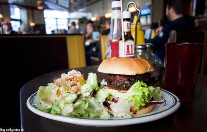 The Nighthawk Diner – Burgerbar – Oslo
