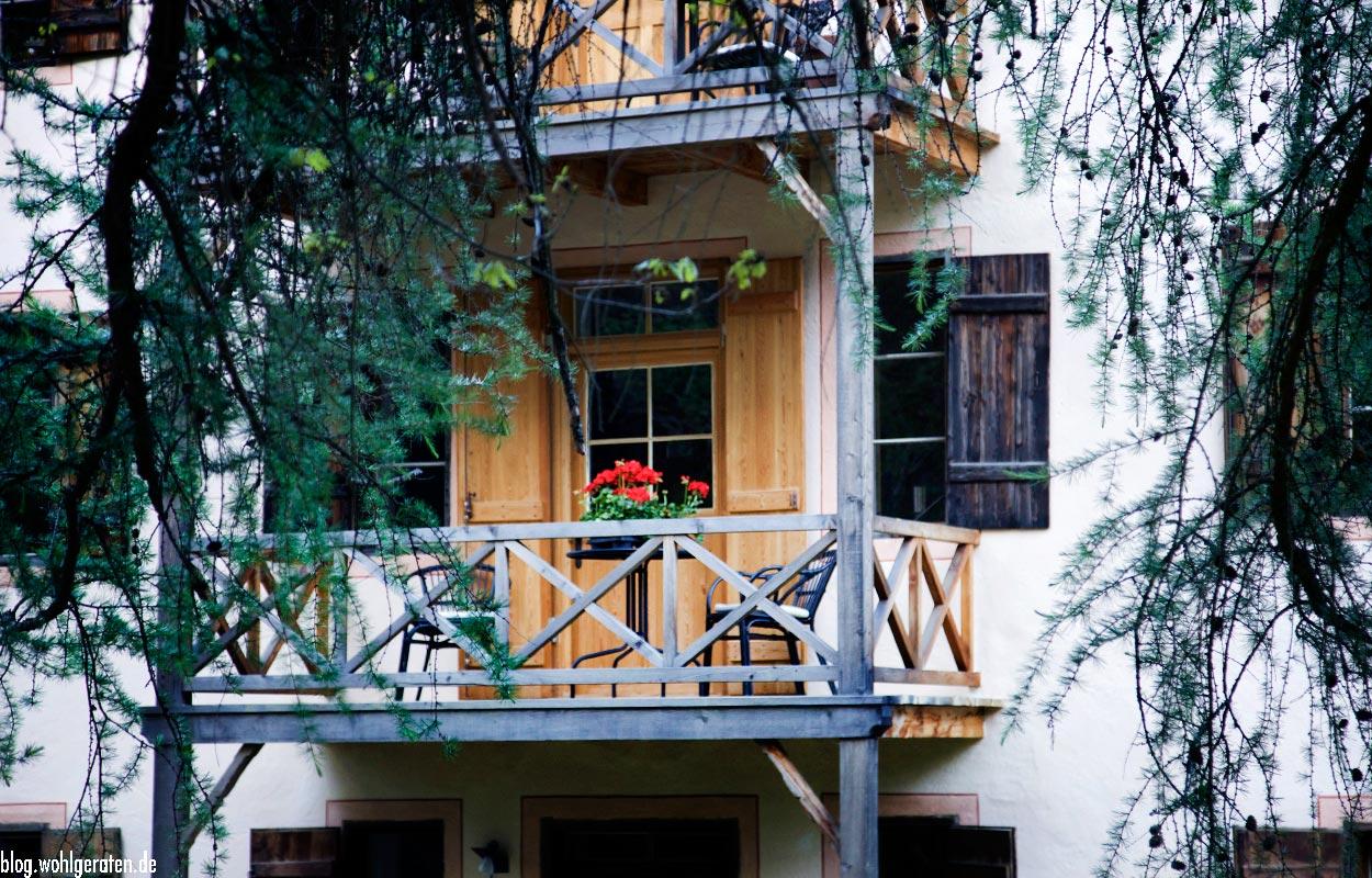Balkon Haus Settari