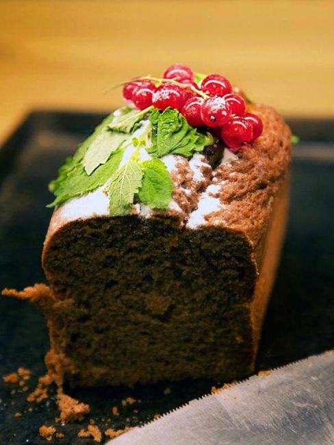 Kuchen im Schönherr Haus