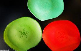 Apfelteller - Variatio Brrixen - Vetroricerca Glass Art Design
