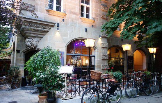 Café am Beethovenplatz München