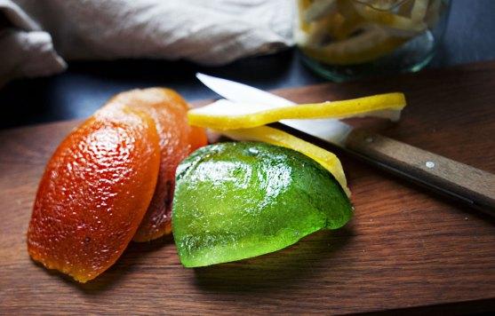 Orangeat für Basler Leckerli