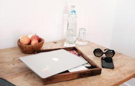 Mein Tisch im Zimmer