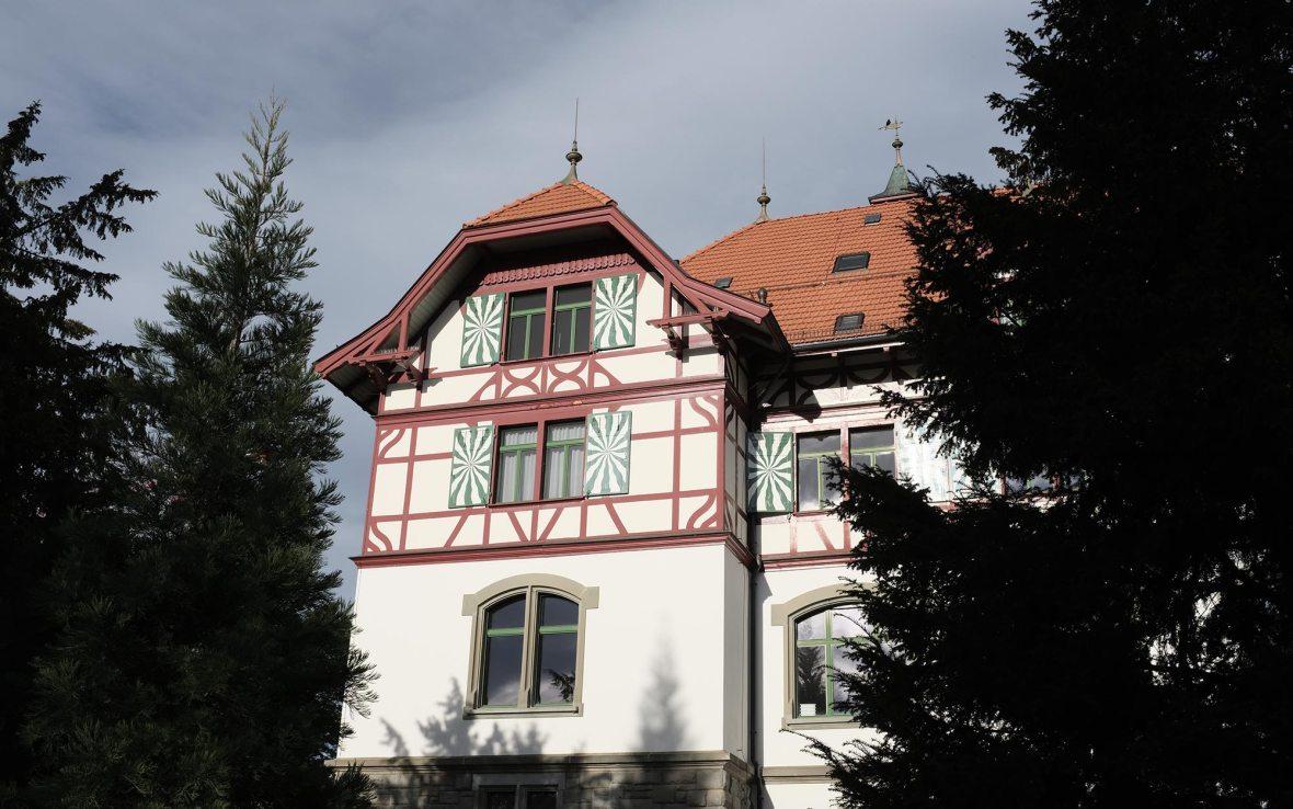 St. Gallen - Hotel Militärkantine