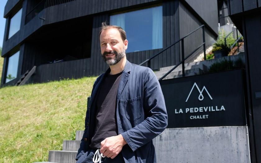 Architekt Armin Pedevilla