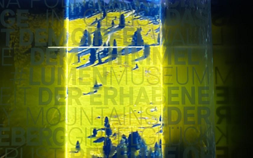 Fahrstuhl im Lumen-Museum v
