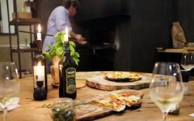 Pizzaabend im Casa Castello