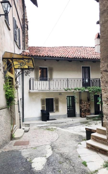 Casa Castello - Rückansicht