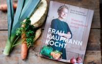 Kochbuch Frau Kaufmann kocht vom AT Verlag