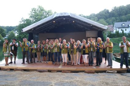 Flussfestival Wolfratshausen