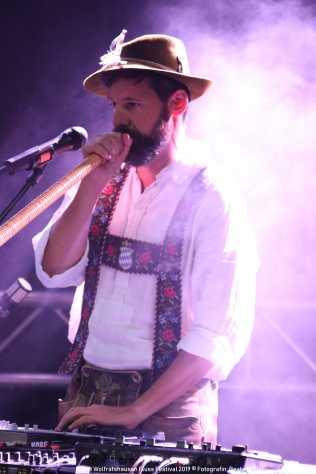 Fluss Festival 2019 Loisach Marci (c) Beate Mader018