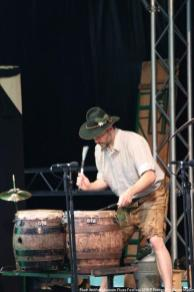 Fluss Festival 2019 Toni Bartls Alpin Drums 020