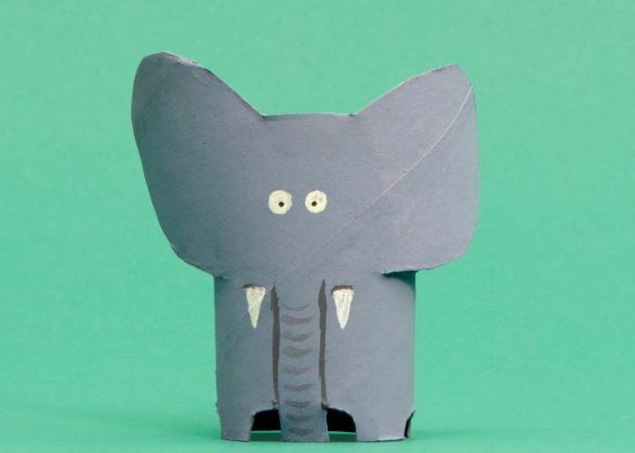 10. Ezra l'Elefante